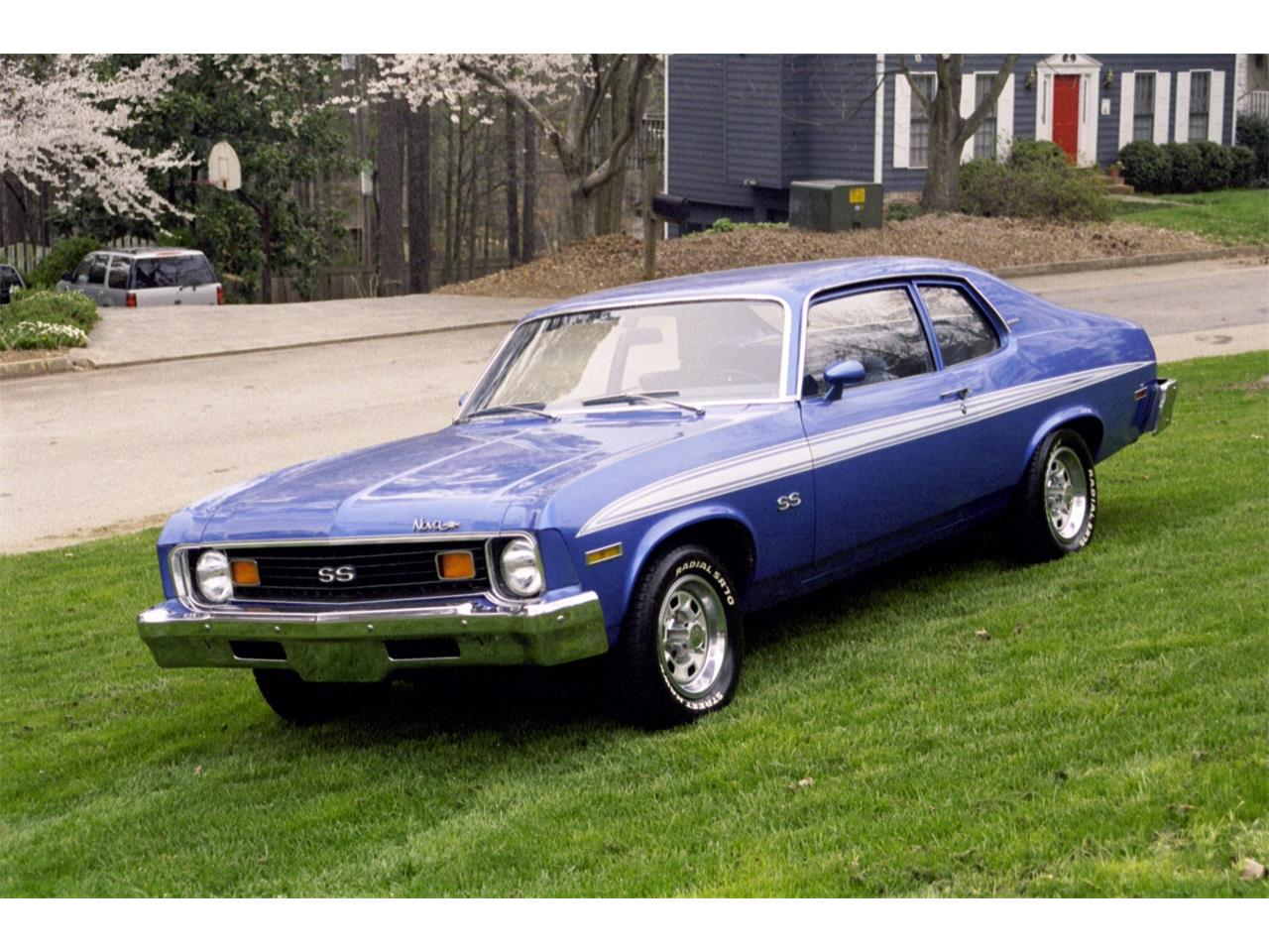 Large Picture of '73 Chevrolet Nova SS  located in Georgia Offered by a Private Seller - LCH6