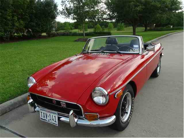 Picture of '71 MGB - LCHQ