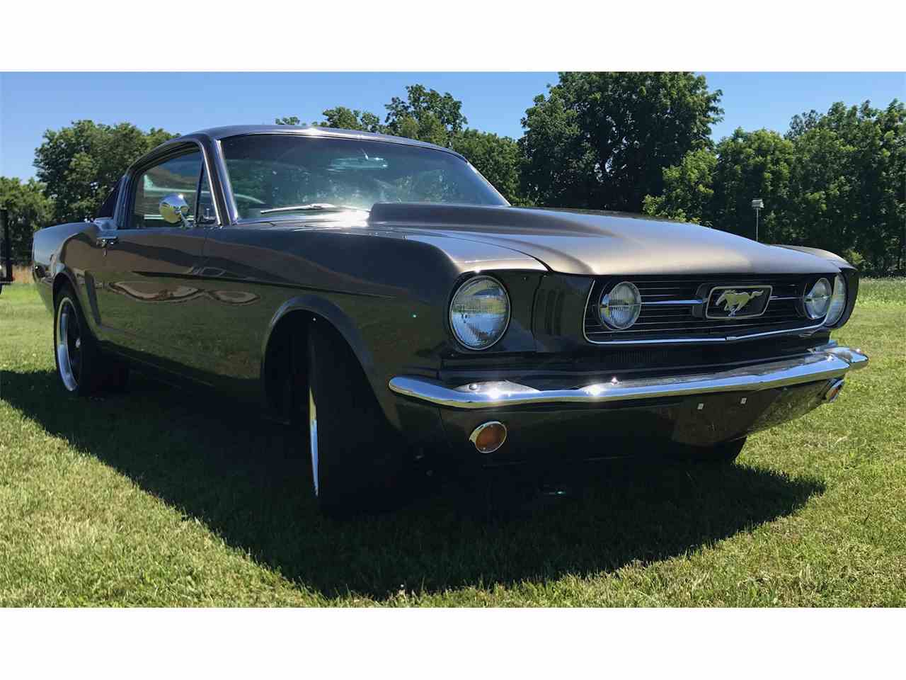 Large Picture of 1966 Ford Mustang located in Republic Missouri - $56,500.00 Offered by a Private Seller - LCHR