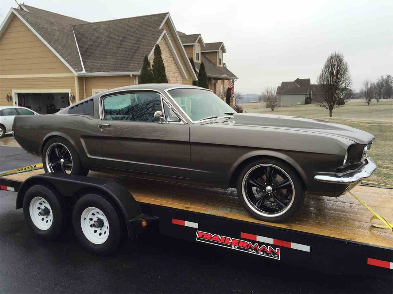 Large Picture of Classic 1966 Mustang located in Missouri Offered by a Private Seller - LCHR