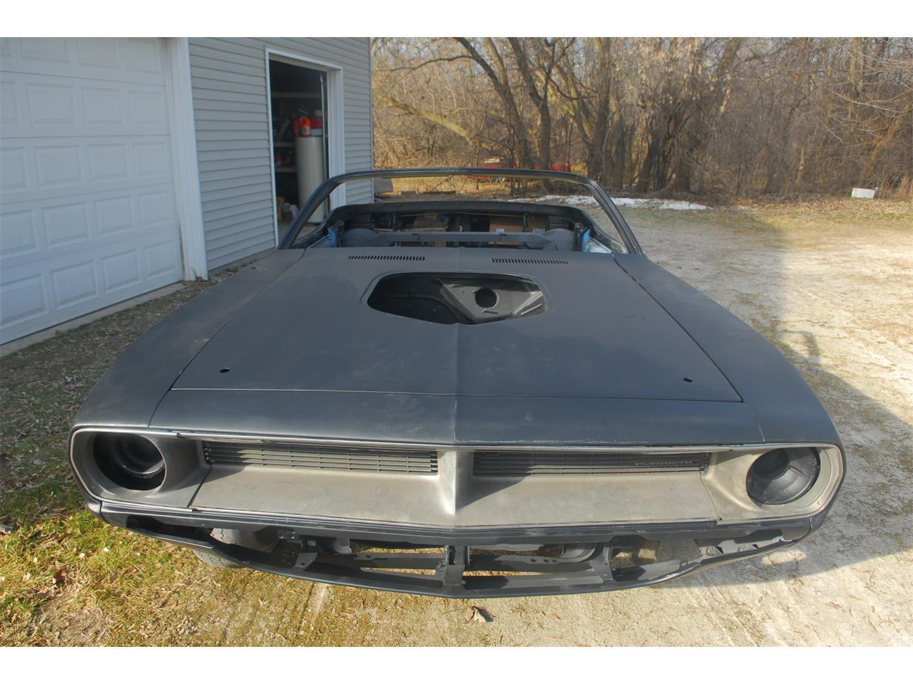 Large Picture of '70 Cuda Barracuda located in Michigan - $49,500.00 Offered by a Private Seller - L8CM