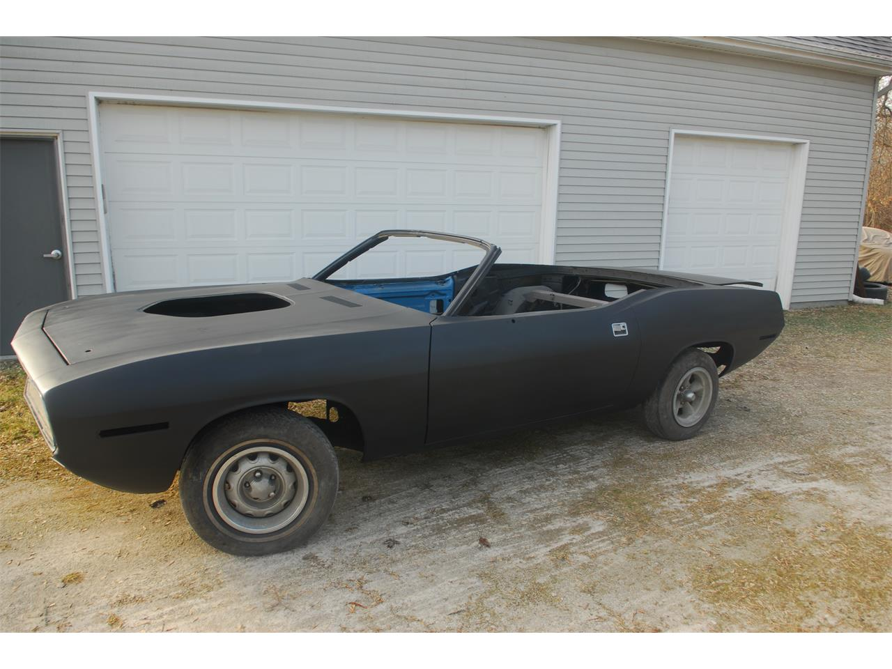 Large Picture of Classic 1970 Cuda Barracuda located in Canton Michigan - L8CM