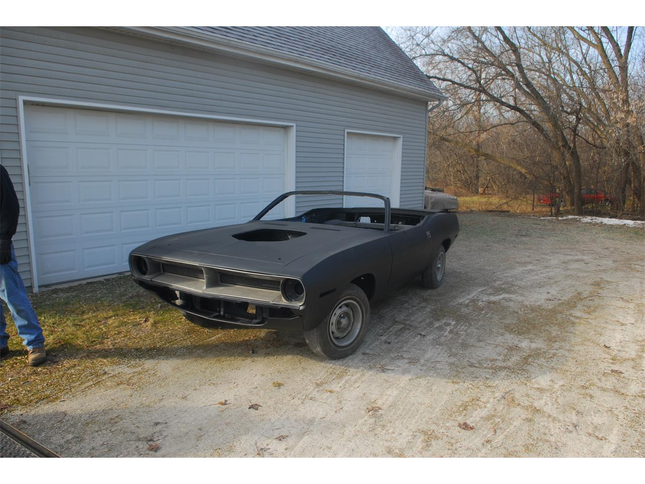 Large Picture of Classic '70 Cuda Barracuda Offered by a Private Seller - L8CM