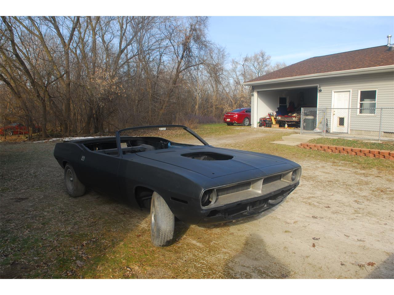 Large Picture of 1970 Cuda Barracuda located in Canton Michigan Offered by a Private Seller - L8CM