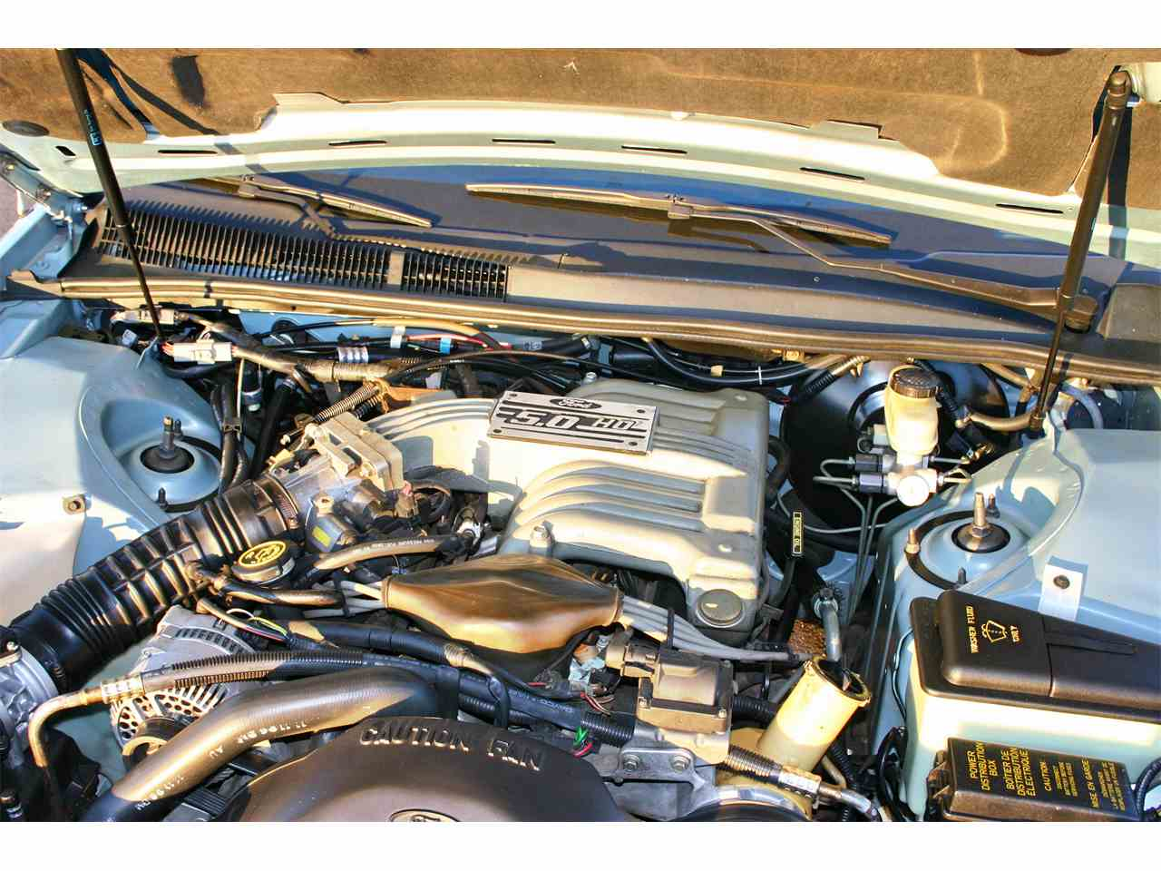 Large Picture of '91 Thunderbird - LCI9