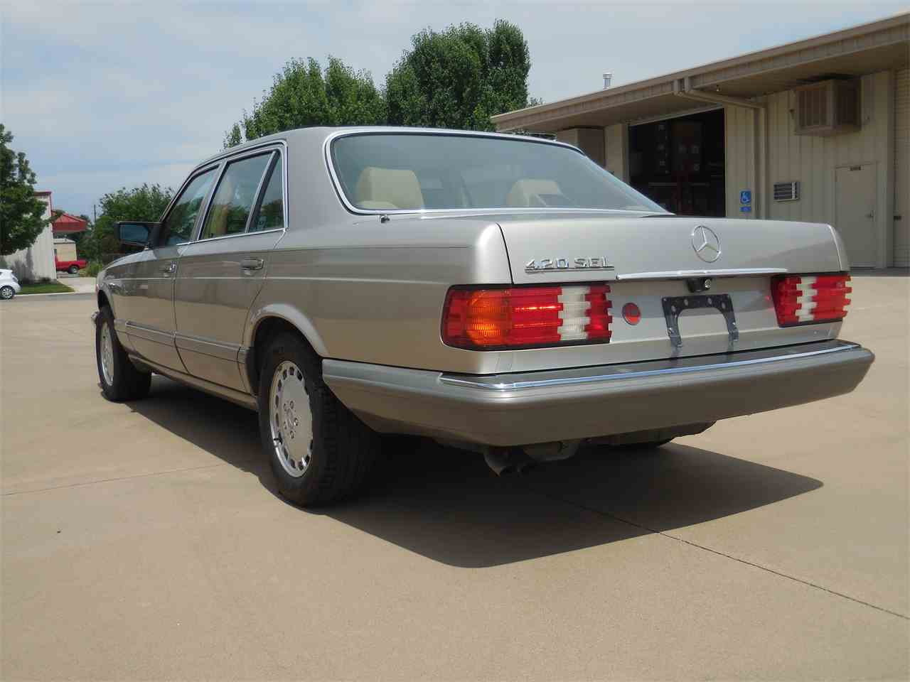 Large Picture of '89 420SEL - L8CO