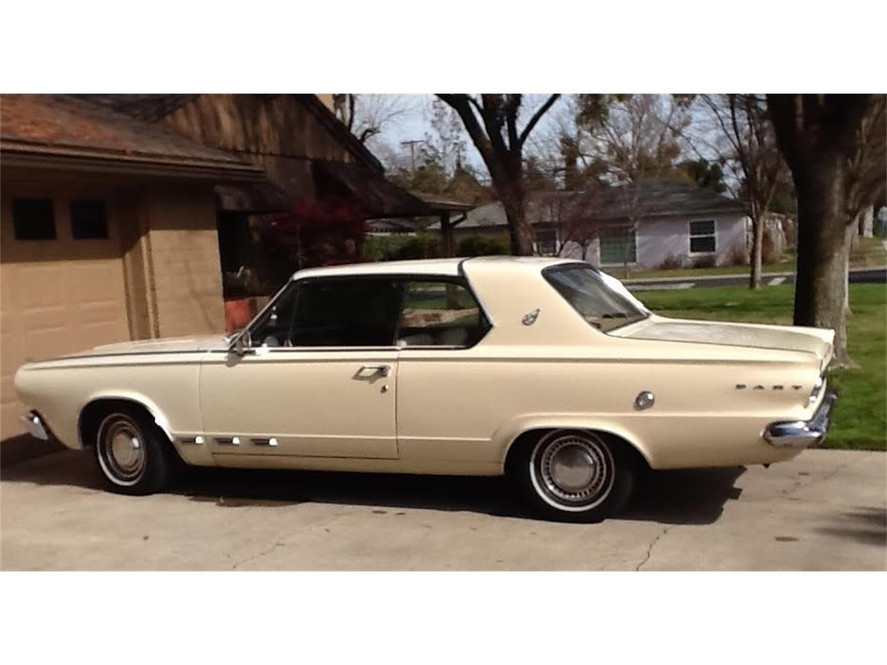 Large Picture of 1965 Dodge Dart GT located in Turlock California - $9,950.00 Offered by a Private Seller - LCIZ