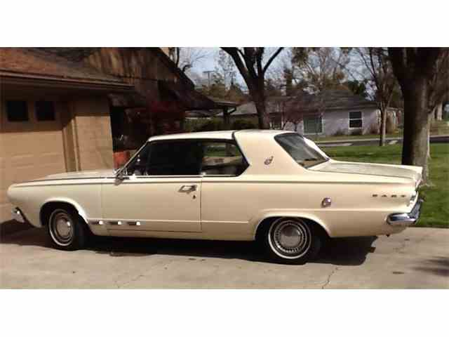 Picture of '65 Dodge Dart GT located in Turlock California - $9,950.00 - LCIZ