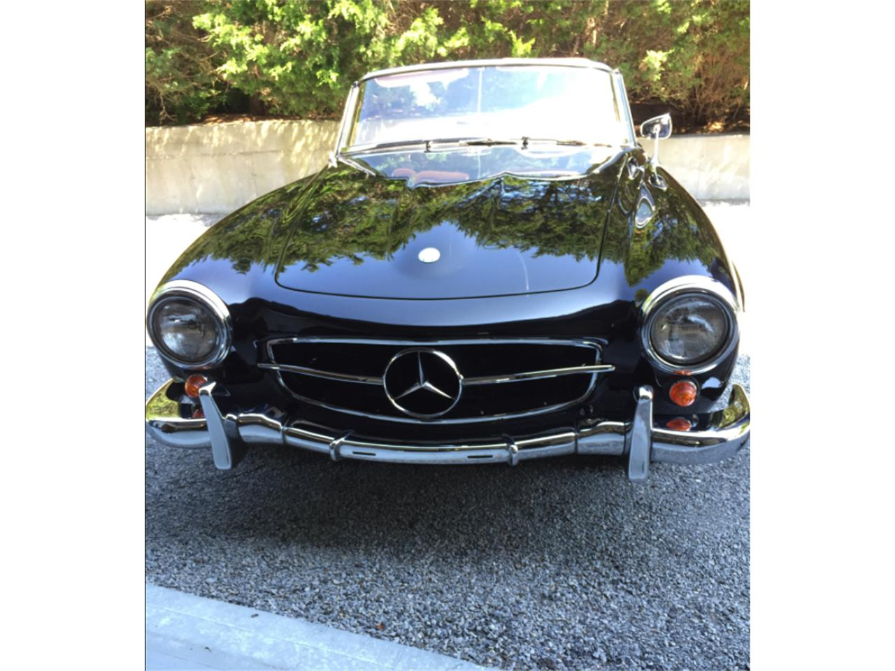 Large Picture of '59 190SL - LCJ1