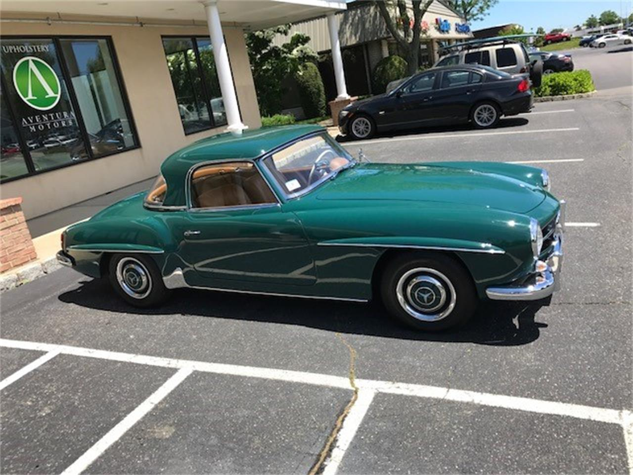 Large Picture of '61 190SL - LCJK