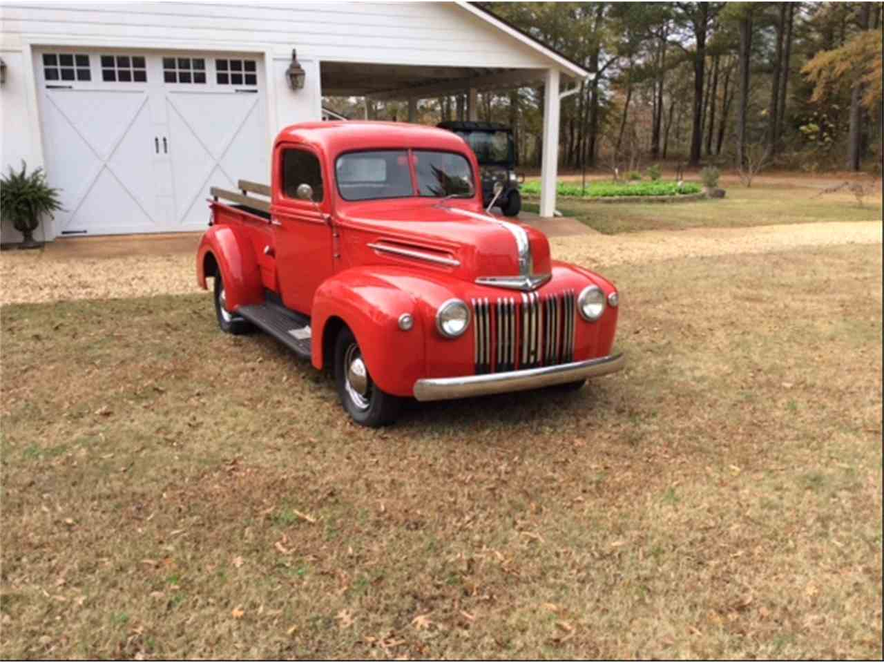 Large Picture of '46 Pickup - LCJL