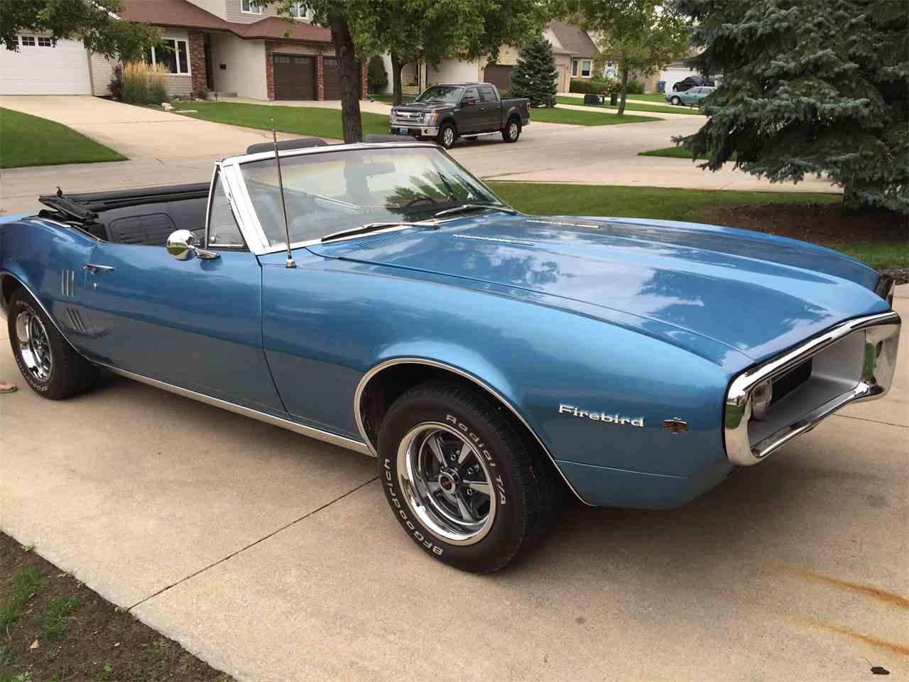 1967 Pontiac Firebird for Sale | ClassicCars.com | CC-996040