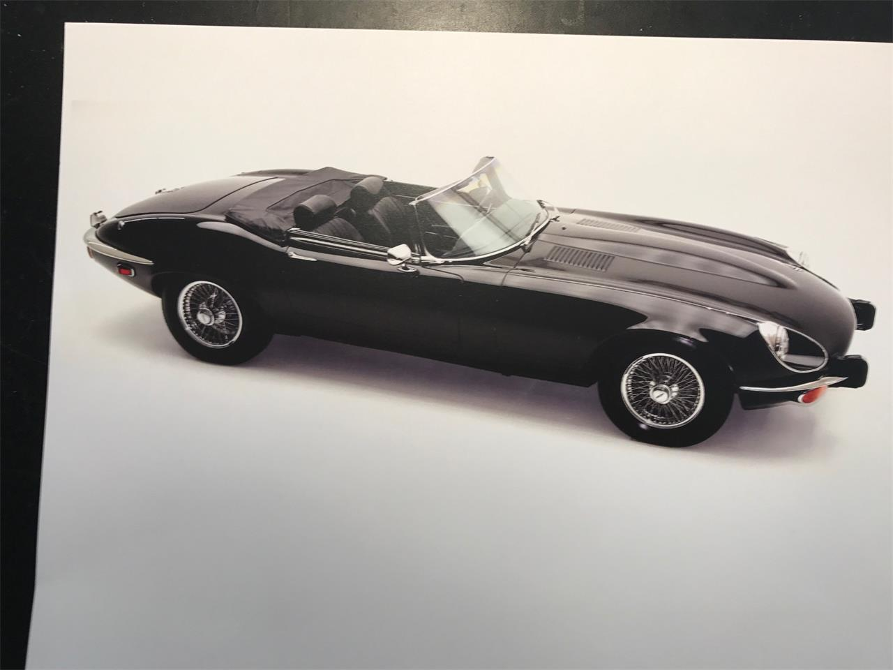 Large Picture of '73 XKE - LCKD