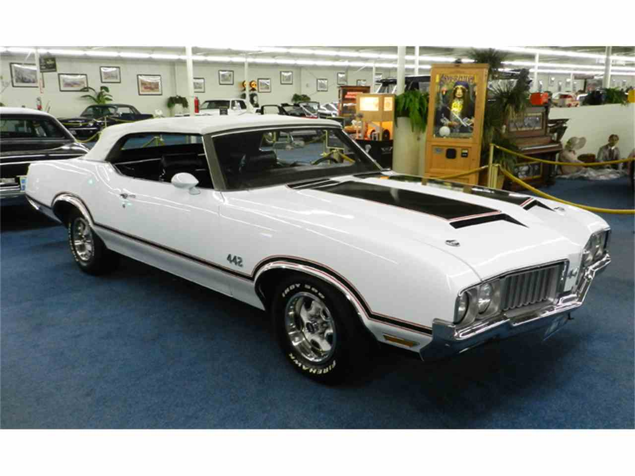 1970 Oldsmobile 442 for Sale | ClassicCars.com | CC-996096
