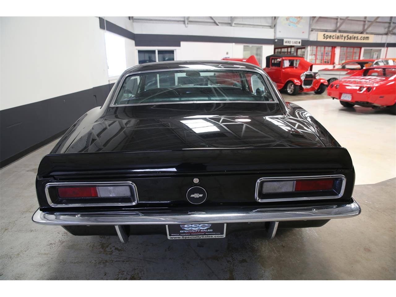 Large Picture of Classic 1967 Camaro - L7XP