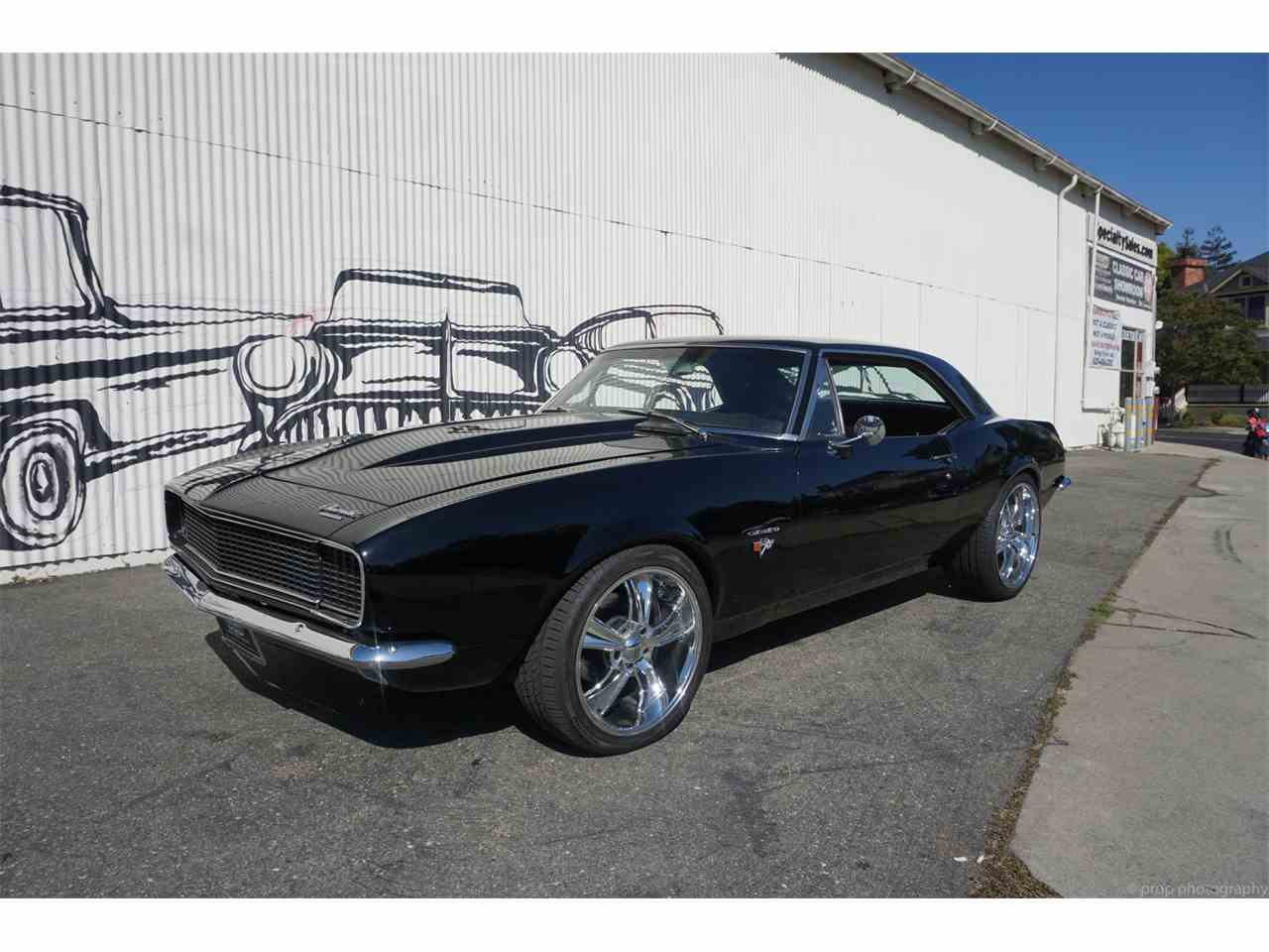 Large Picture of '67 Camaro - L7XP