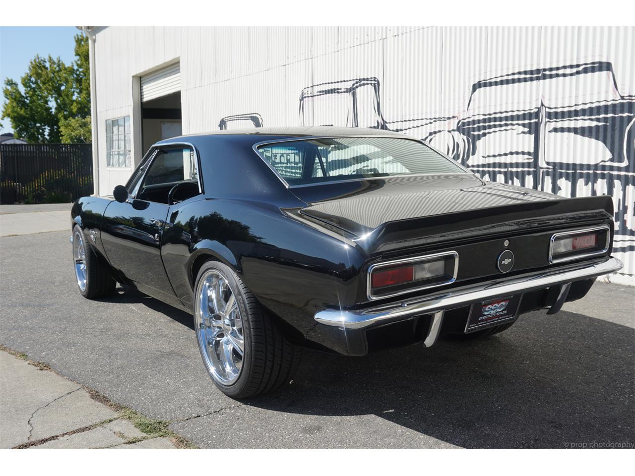 Large Picture of Classic '67 Chevrolet Camaro located in Fairfield California - $45,900.00 Offered by Specialty Sales Classics - L7XP