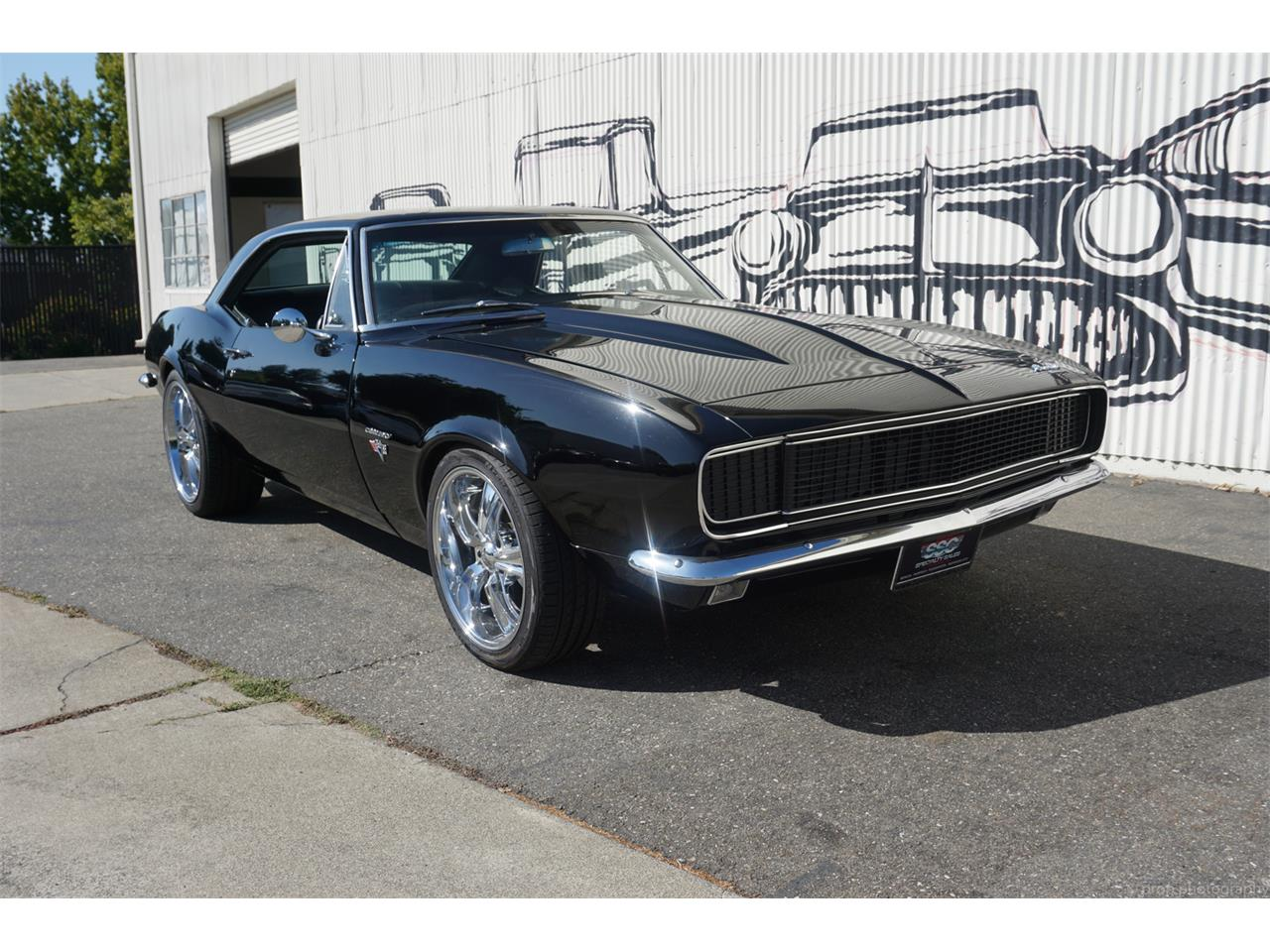 Large Picture of Classic '67 Chevrolet Camaro located in Fairfield California - $45,900.00 - L7XP
