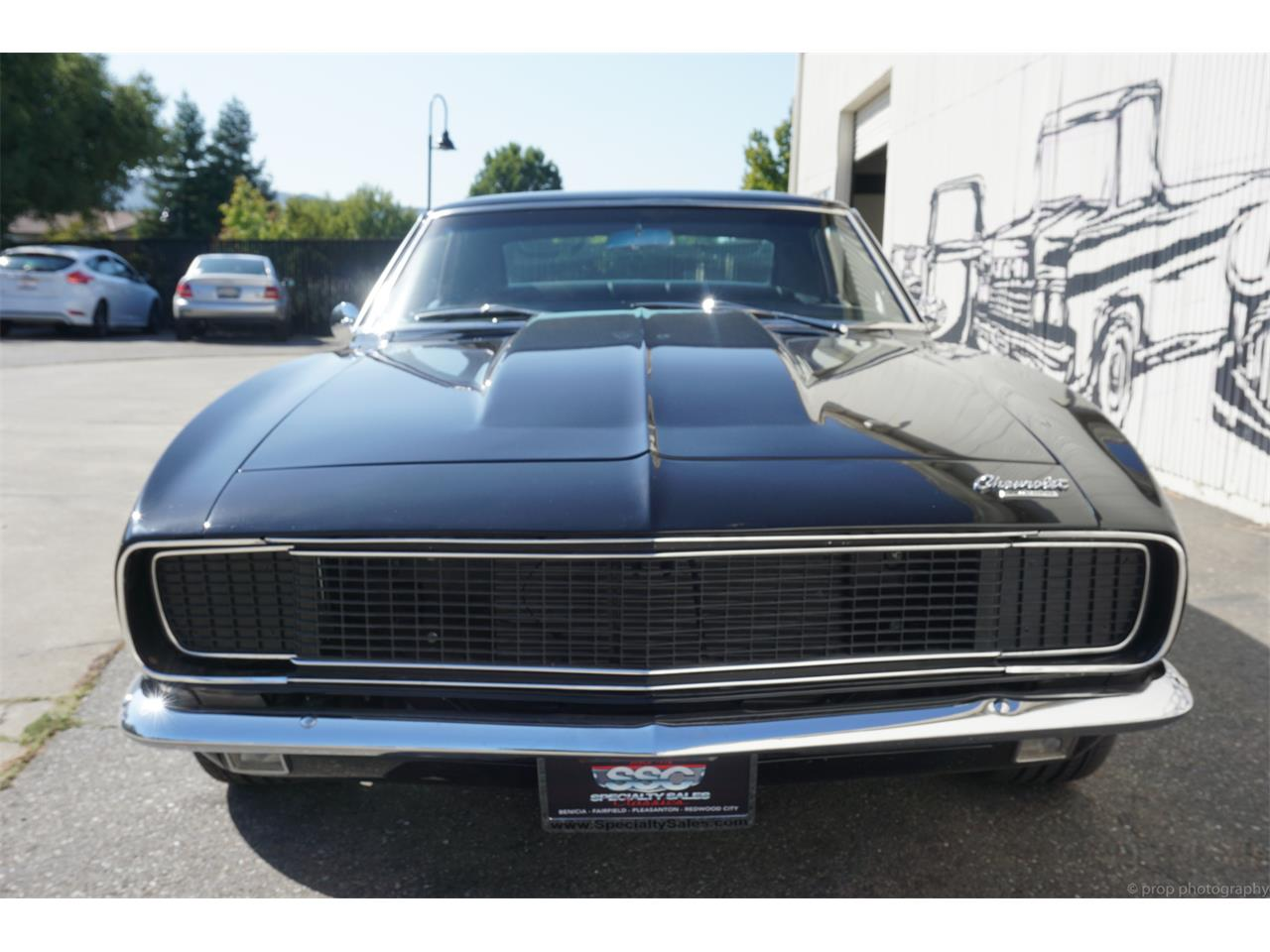 Large Picture of Classic '67 Chevrolet Camaro located in Fairfield California Offered by Specialty Sales Classics - L7XP