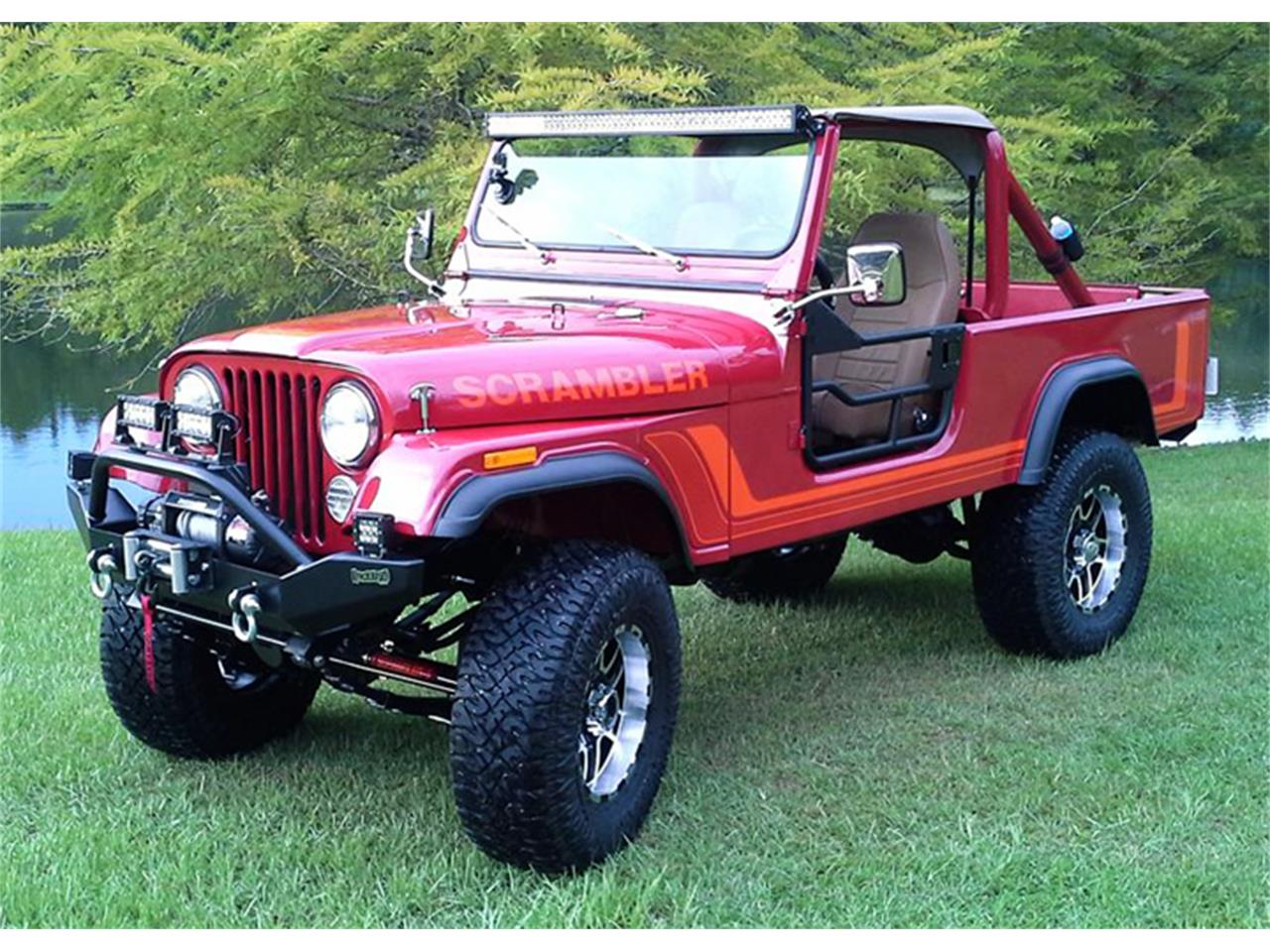 1981 Jeep Cj8 Scrambler For Sale Cc 996103 Wiring Harness Large Picture Of 81 Lclj