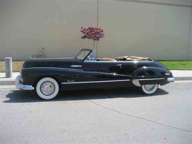 Picture of Classic 1948 Buick Roadmaster located in California - $65,000.00 - LCLS