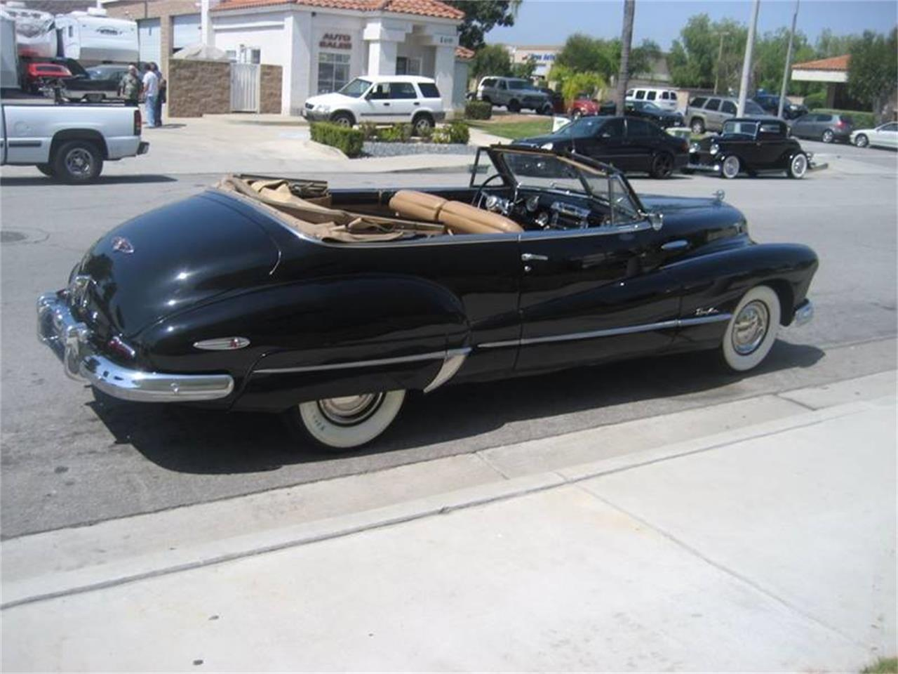 Large Picture of Classic '48 Buick Roadmaster located in California - $65,000.00 Offered by Highline Motorsports - LCLS