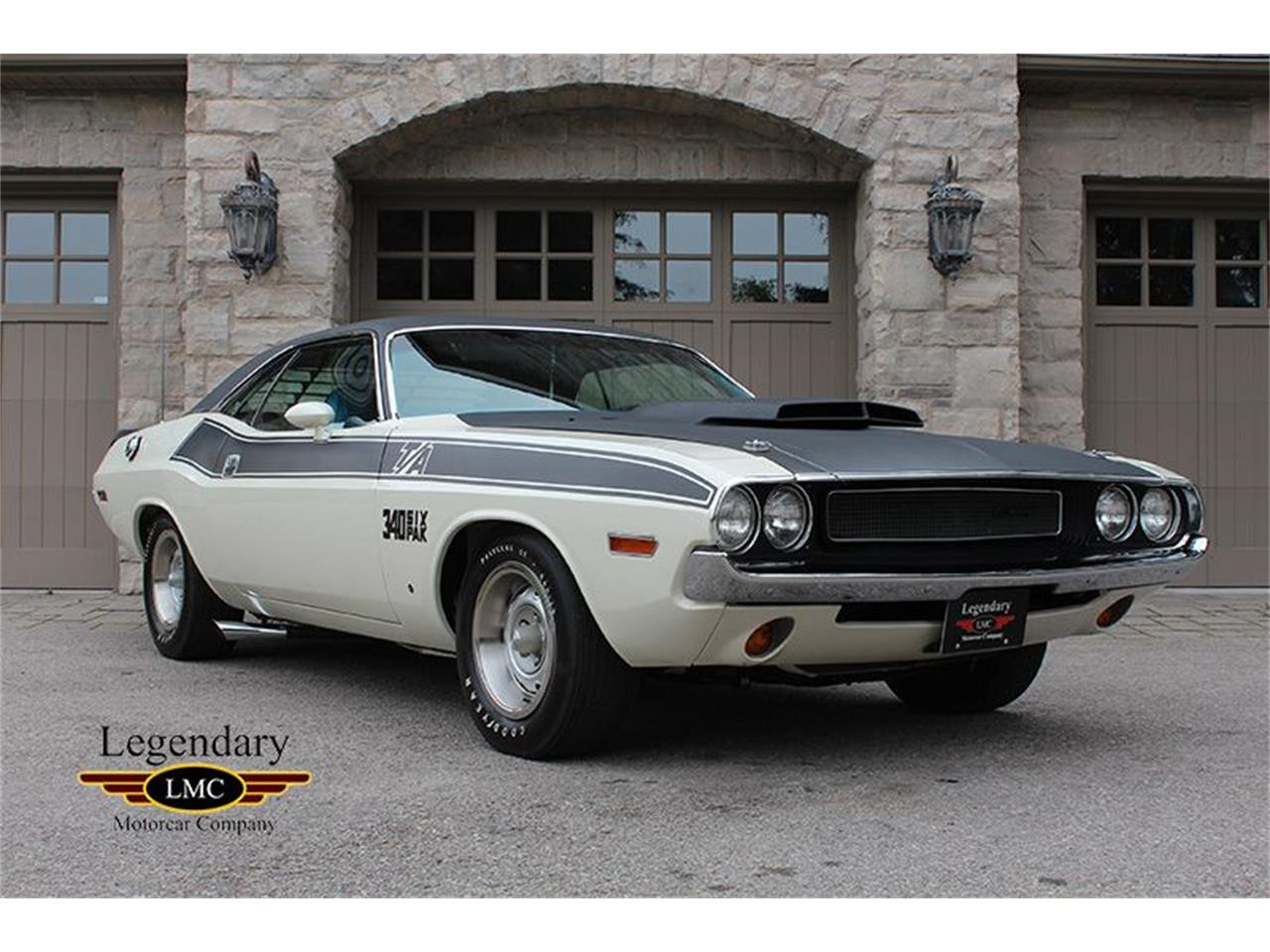 Large Picture of Classic 1970 Dodge Challenger T/A - LCLW