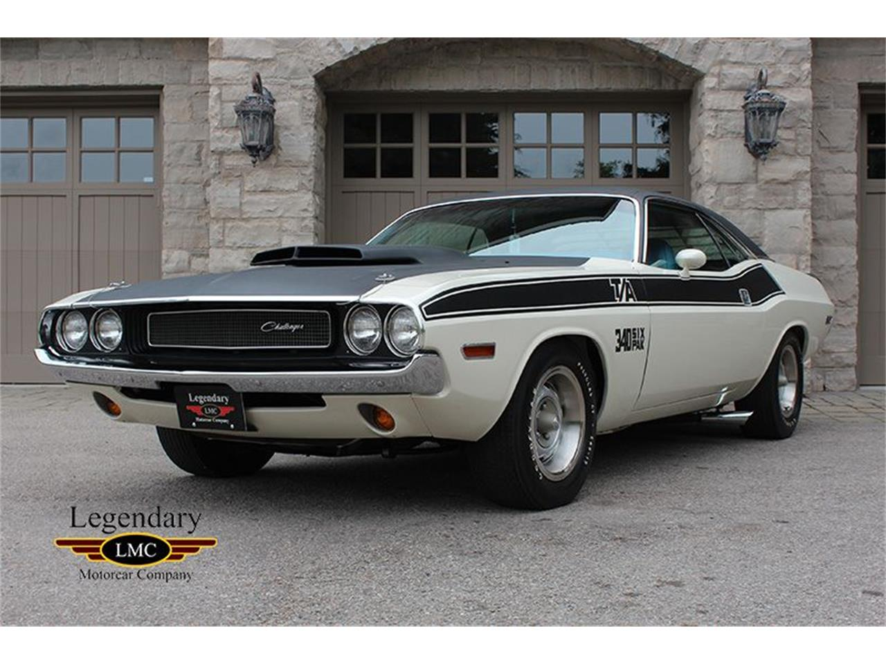 Large Picture of '70 Challenger T/A - LCLW