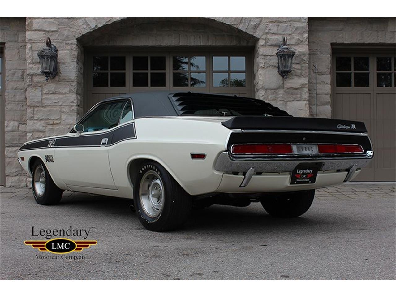 Large Picture of Classic '70 Dodge Challenger T/A located in Halton Hills Ontario Offered by Legendary Motorcar Company - LCLW