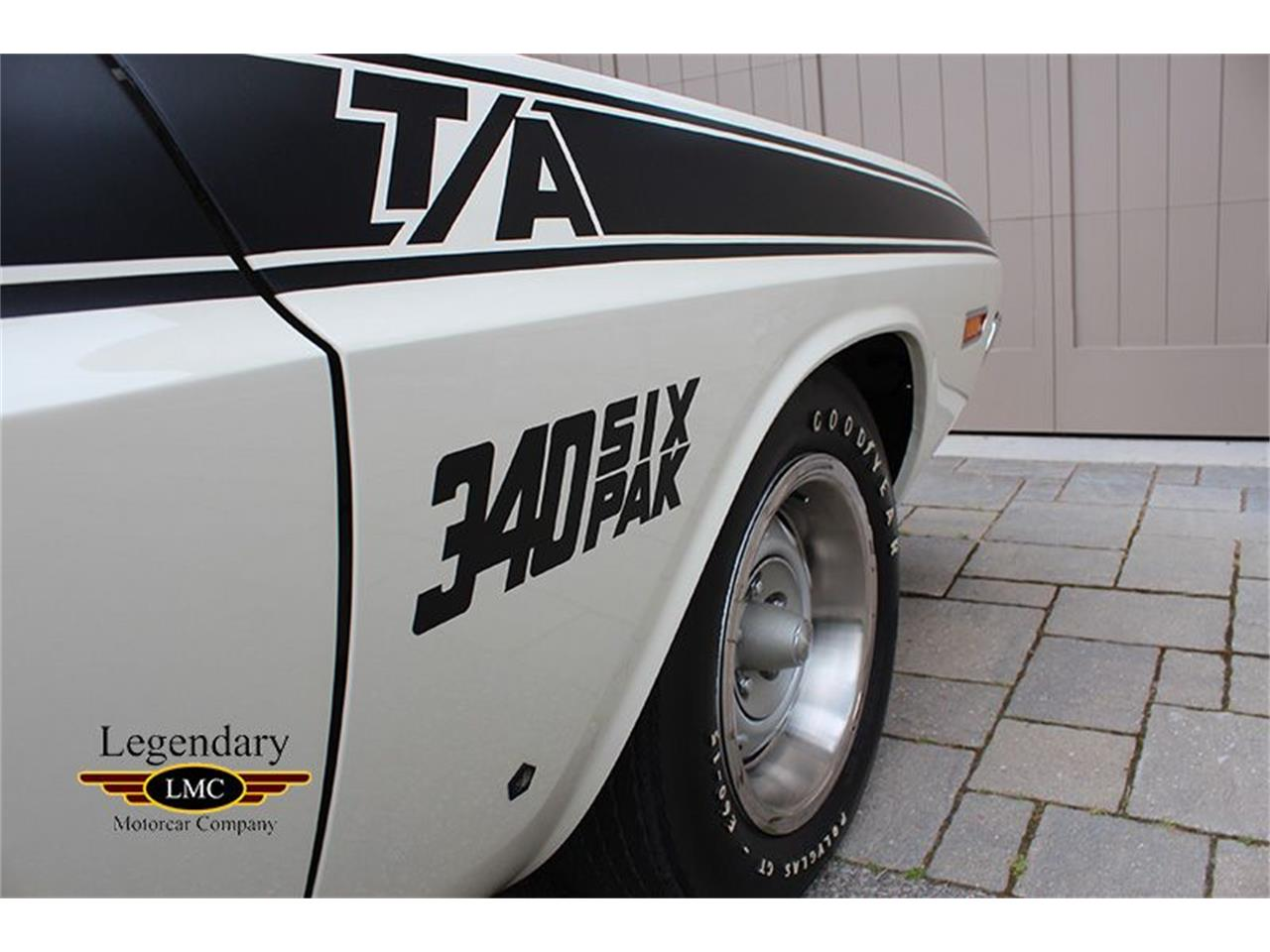 Large Picture of '70 Dodge Challenger T/A located in Ontario - LCLW