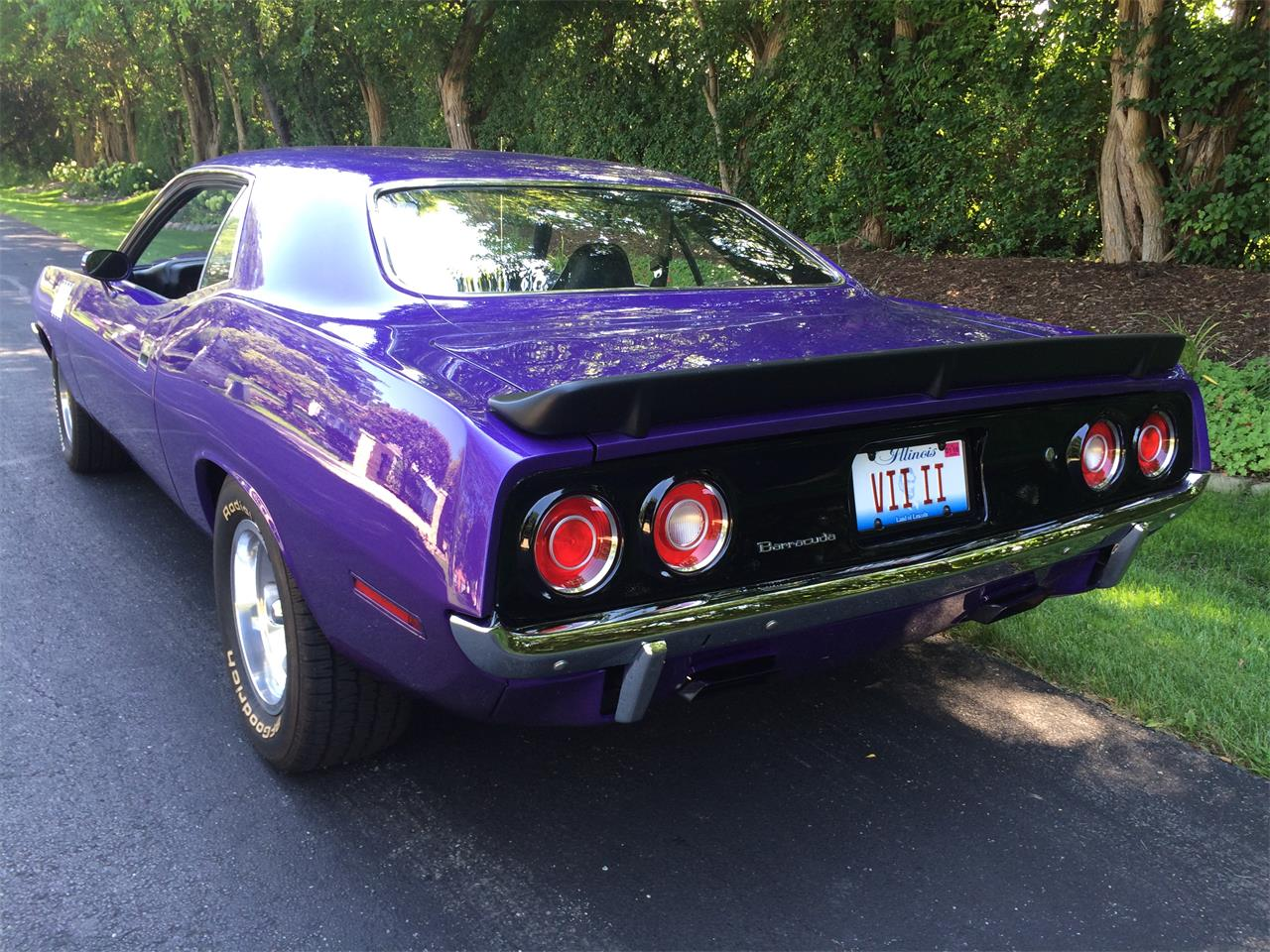 Large Picture of '72 Cuda - LCM1