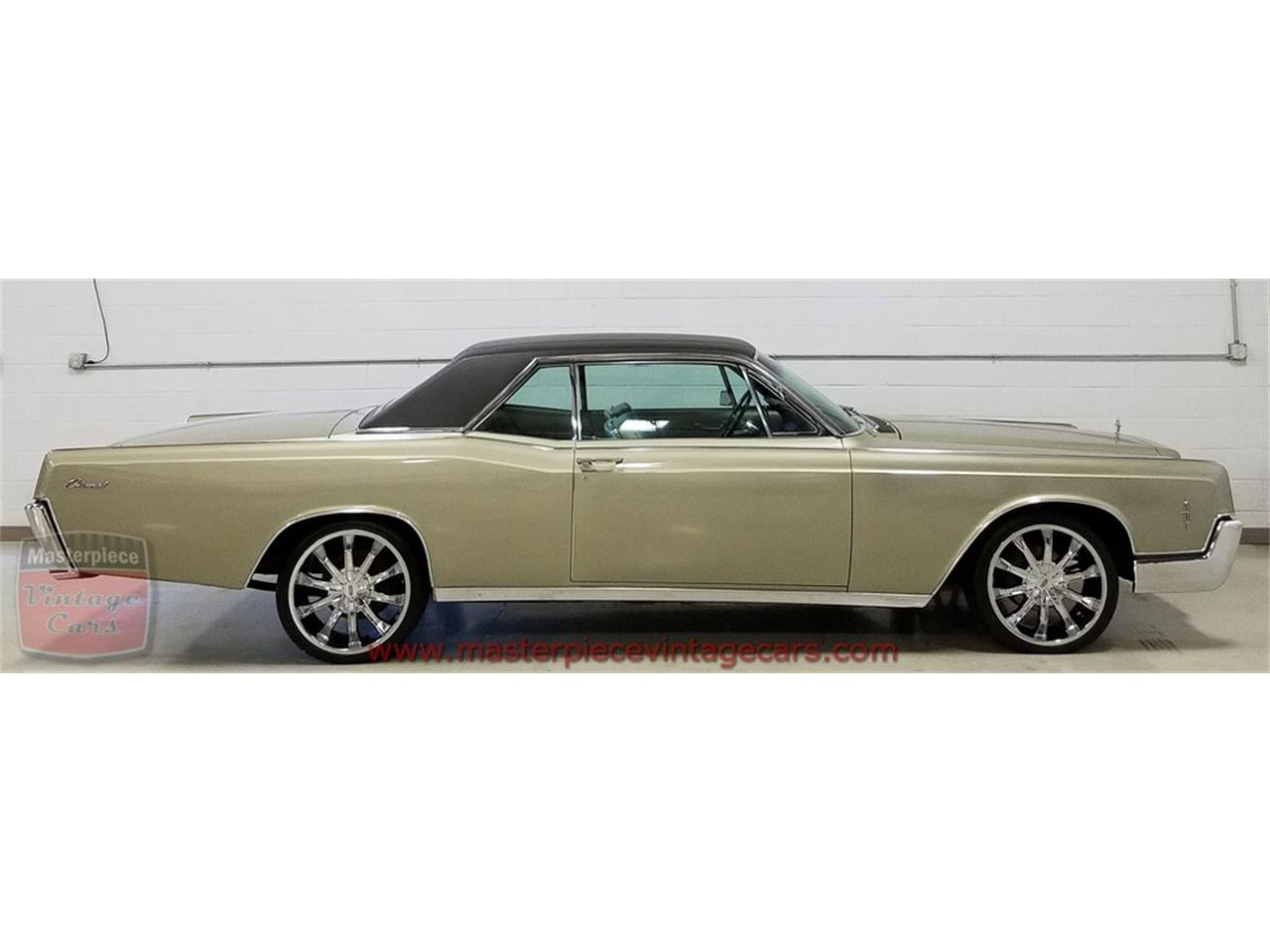 Large Picture of '66 Lincoln Continental - LCM3
