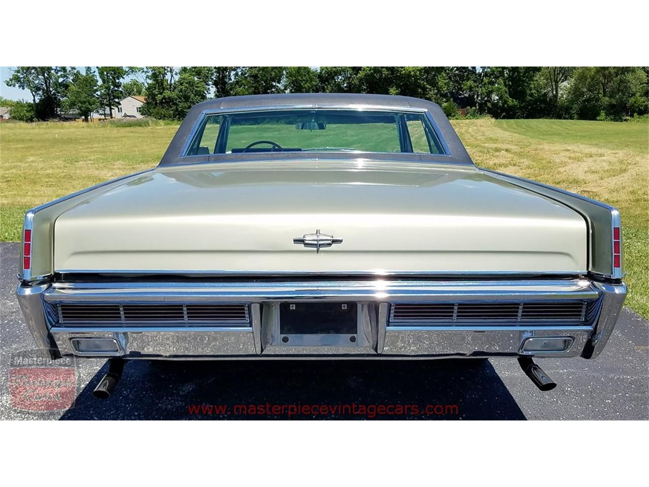 Large Picture of Classic '66 Lincoln Continental located in Indiana - LCM3
