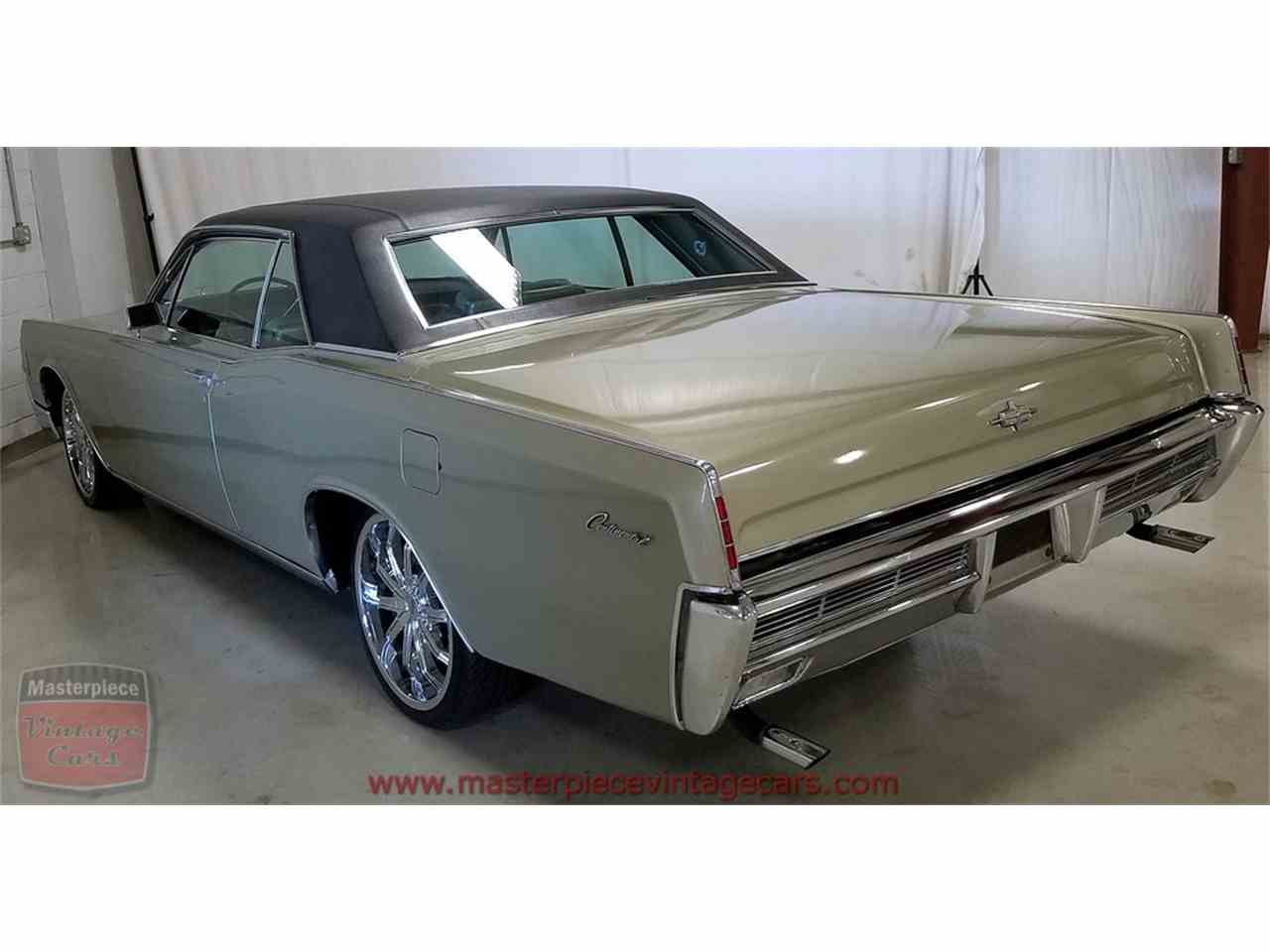 Large Picture of '66 Continental - LCM3