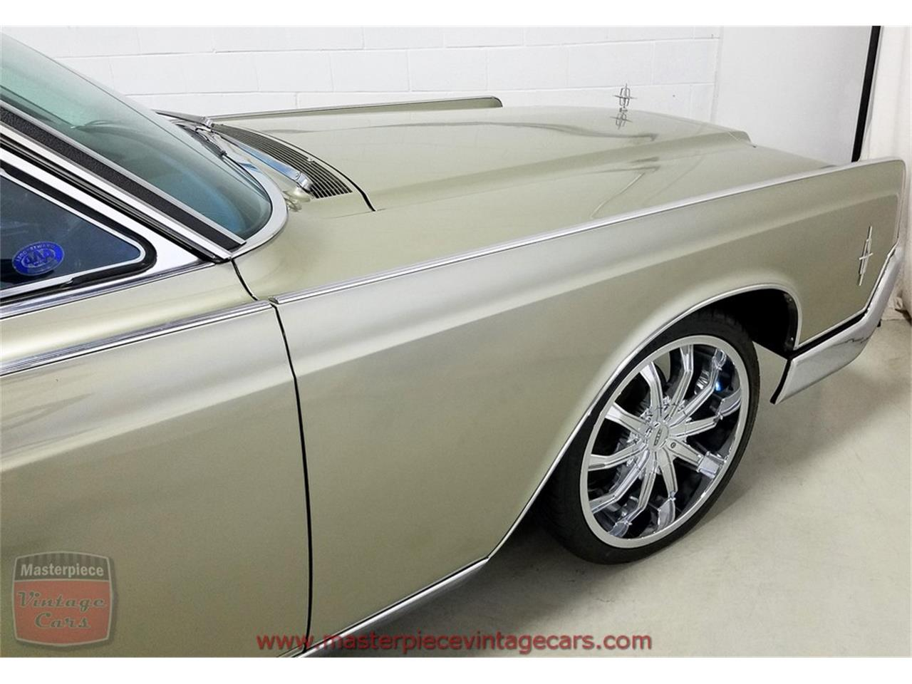 Large Picture of 1966 Lincoln Continental located in Whiteland Indiana - LCM3