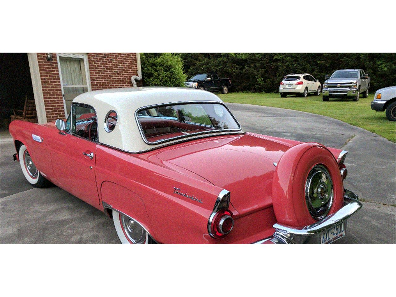 Large Picture of '56 Ford Thunderbird - LCMP