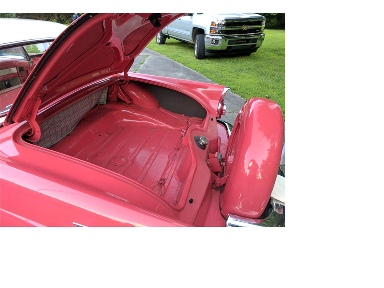 Large Picture of Classic 1956 Ford Thunderbird - $36,000.00 - LCMP