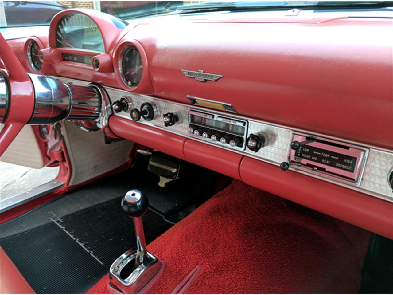 Large Picture of 1956 Ford Thunderbird located in Burlington North Carolina - $36,000.00 - LCMP