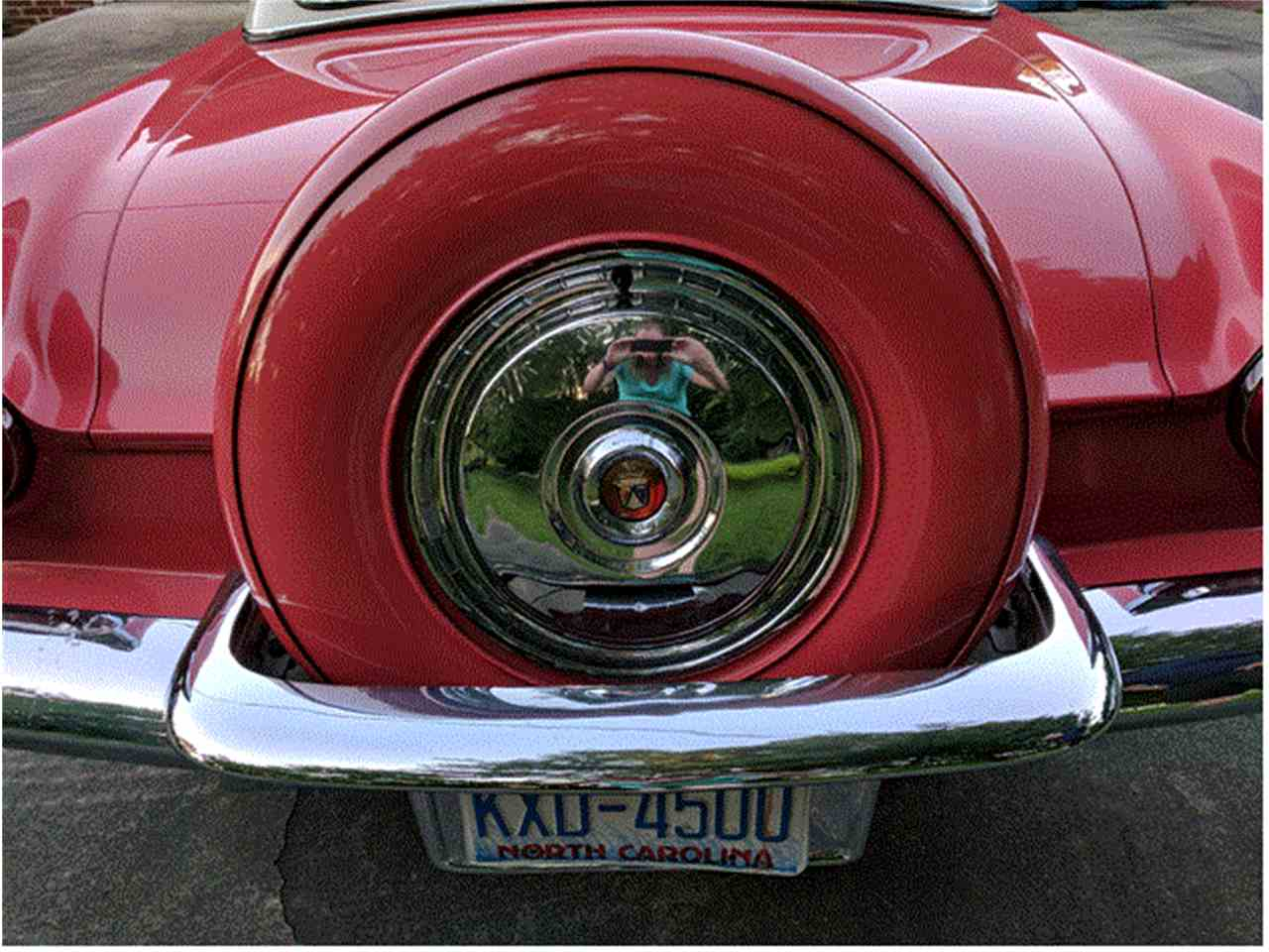 Large Picture of '56 Thunderbird - LCMP