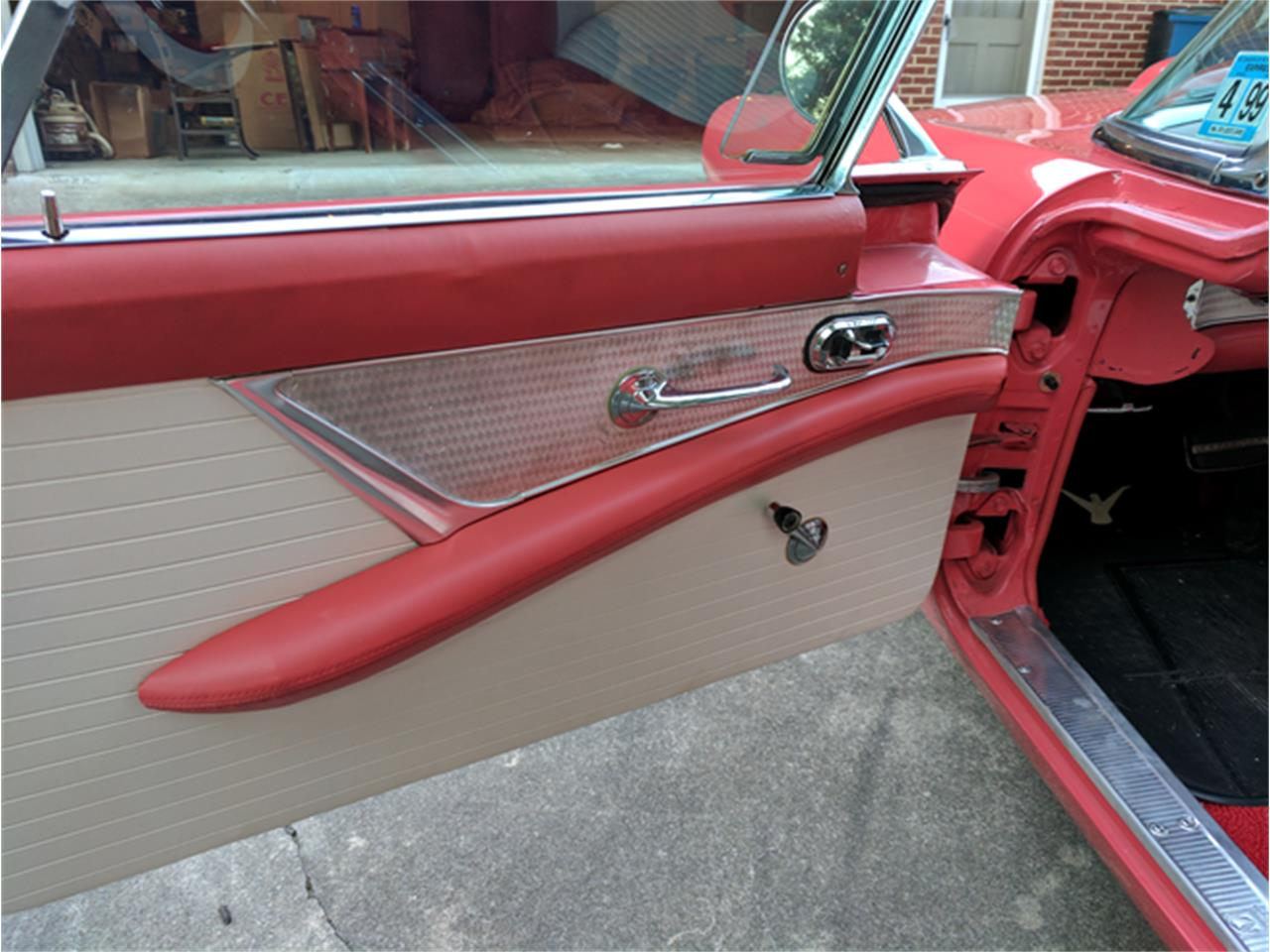 Large Picture of Classic '56 Ford Thunderbird located in Burlington North Carolina - $36,000.00 - LCMP