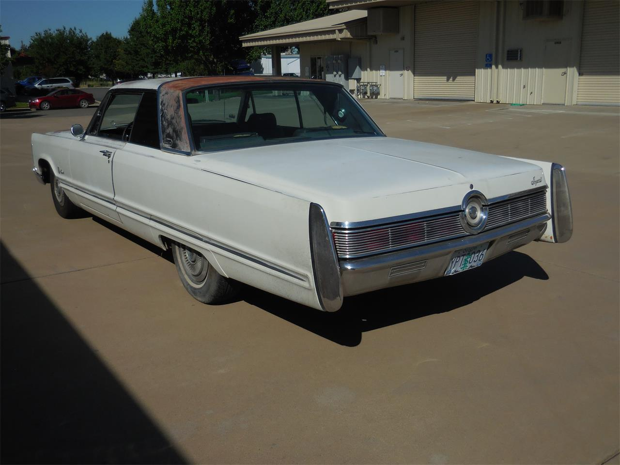 Large Picture of '67 Imperial - LCMS