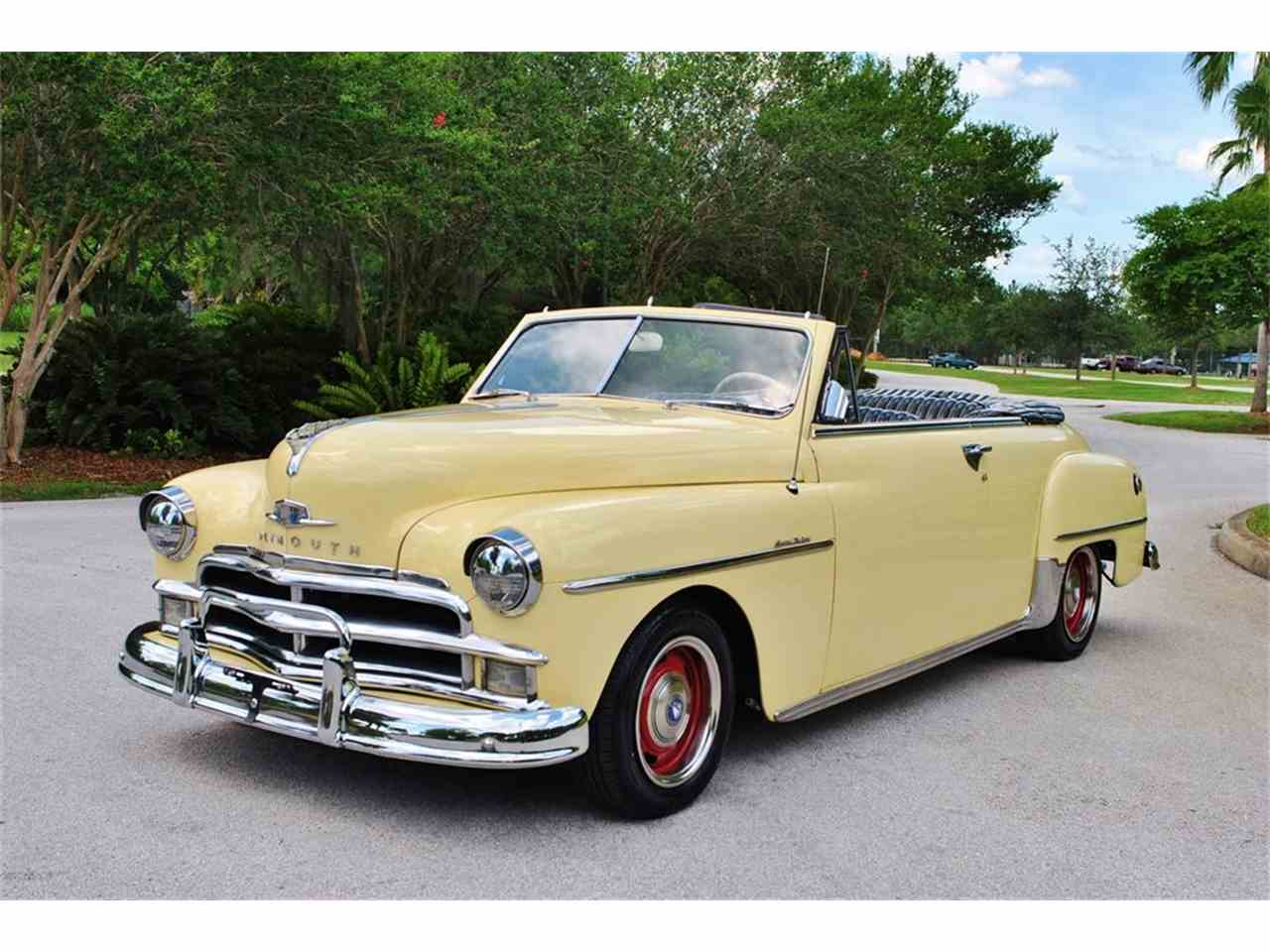 Large Picture of Classic '50 Plymouth Deluxe located in Florida - $28,900.00 Offered by Primo Classic International LLC - LCNE