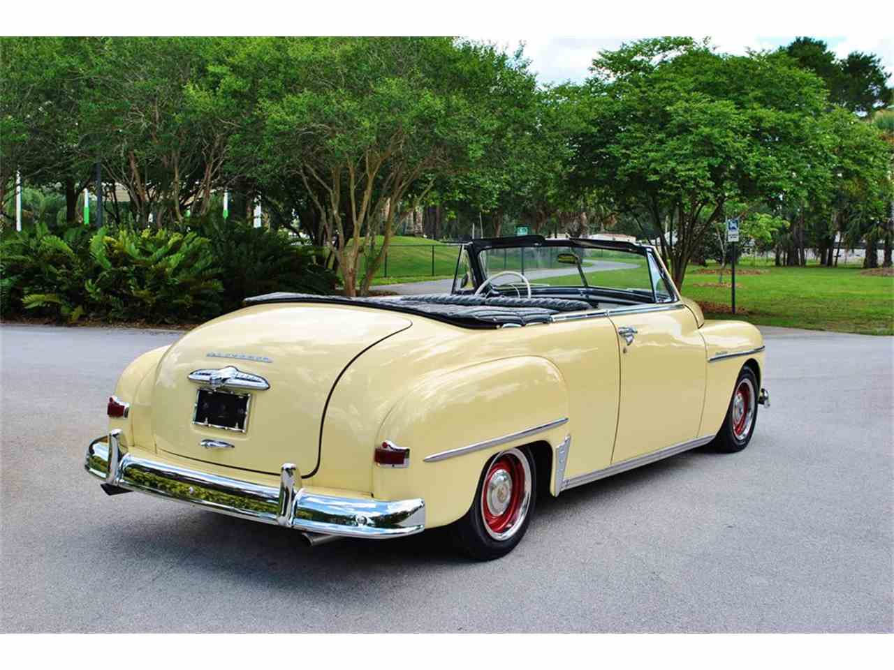 Large Picture of 1950 Plymouth Deluxe located in Florida Offered by Primo Classic International LLC - LCNE