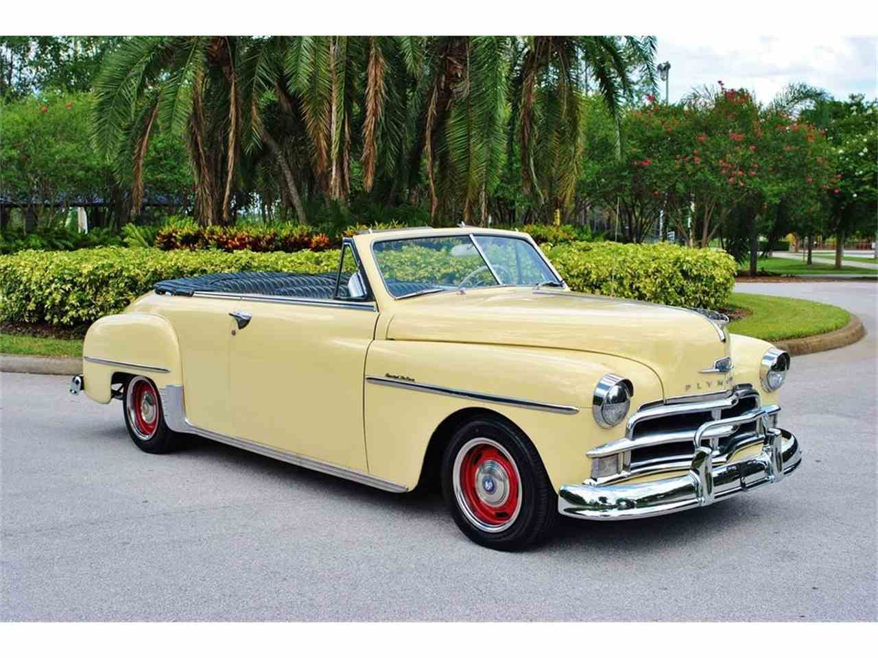 Large Picture of 1950 Plymouth Deluxe - $28,900.00 - LCNE