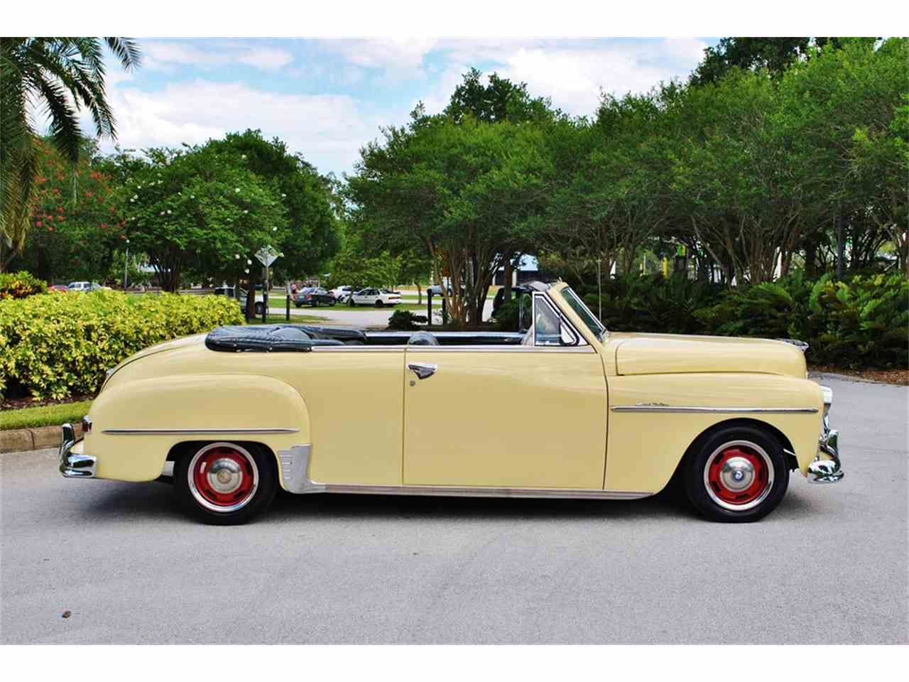Large Picture of '50 Plymouth Deluxe located in Lakeland Florida Offered by Primo Classic International LLC - LCNE