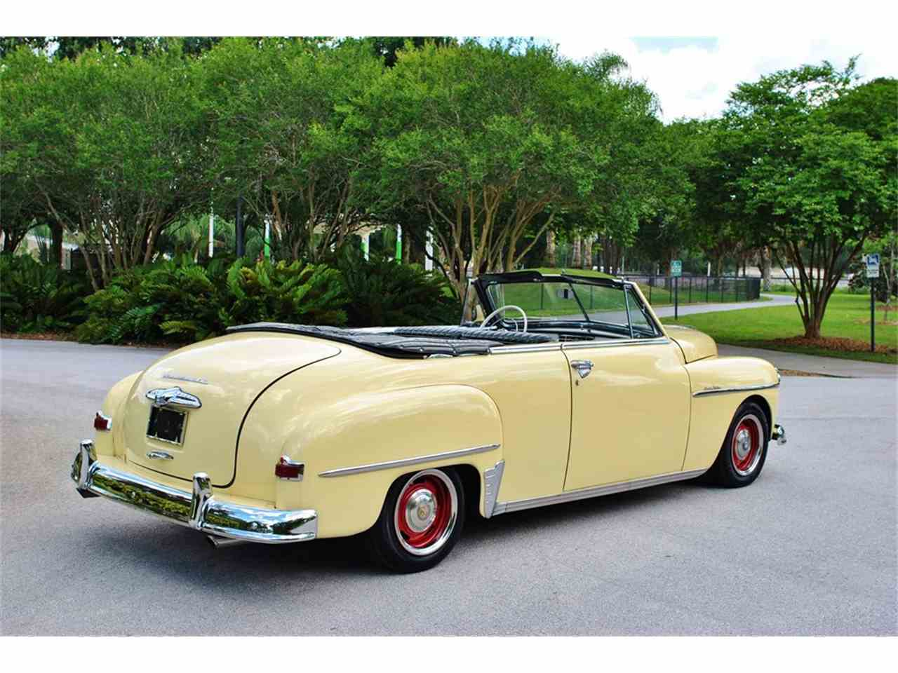 Large Picture of 1950 Plymouth Deluxe located in Lakeland Florida - LCNE
