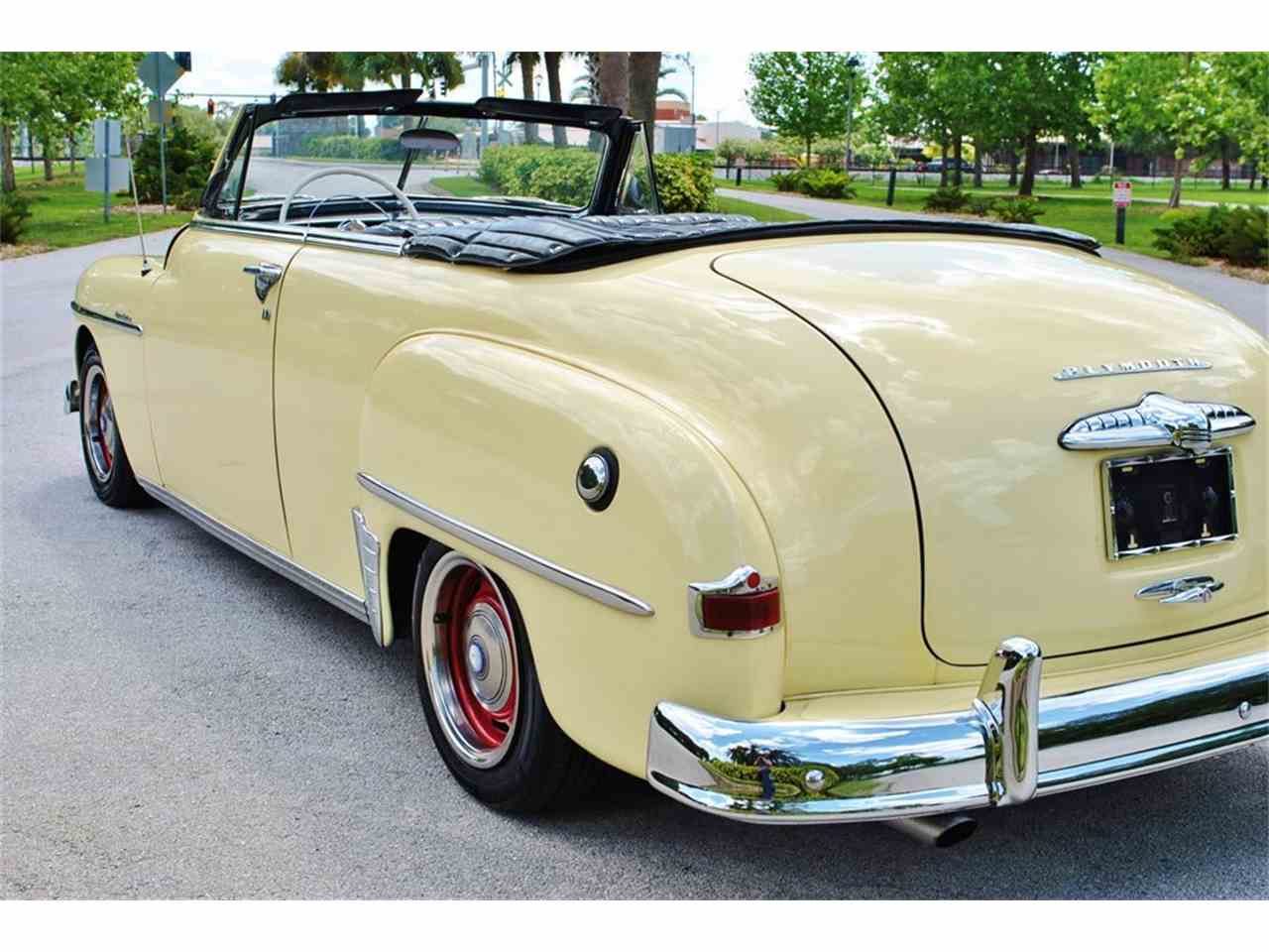 Large Picture of Classic '50 Plymouth Deluxe located in Lakeland Florida - LCNE