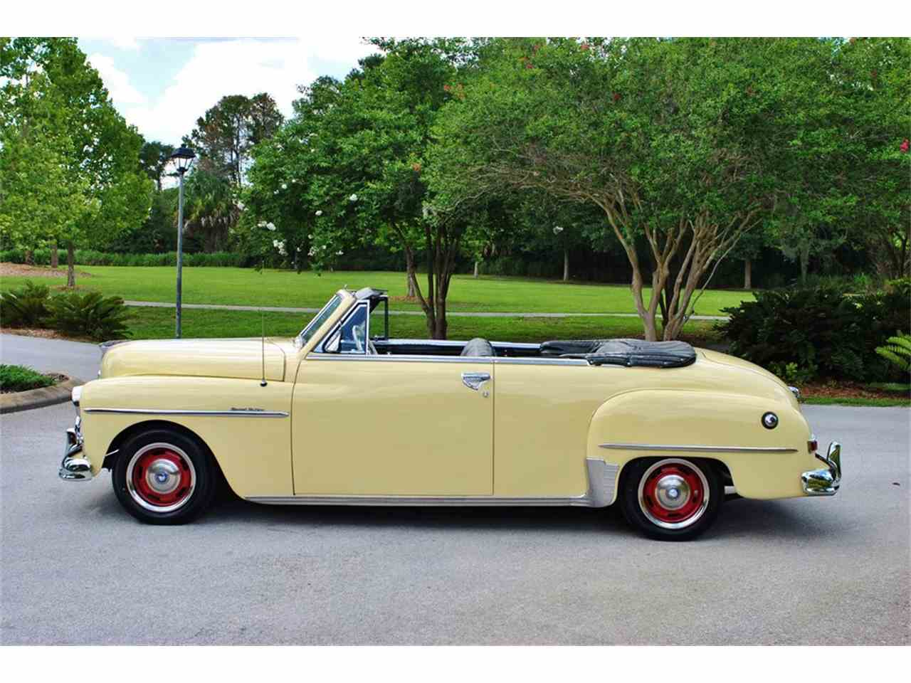 Large Picture of 1950 Plymouth Deluxe - LCNE