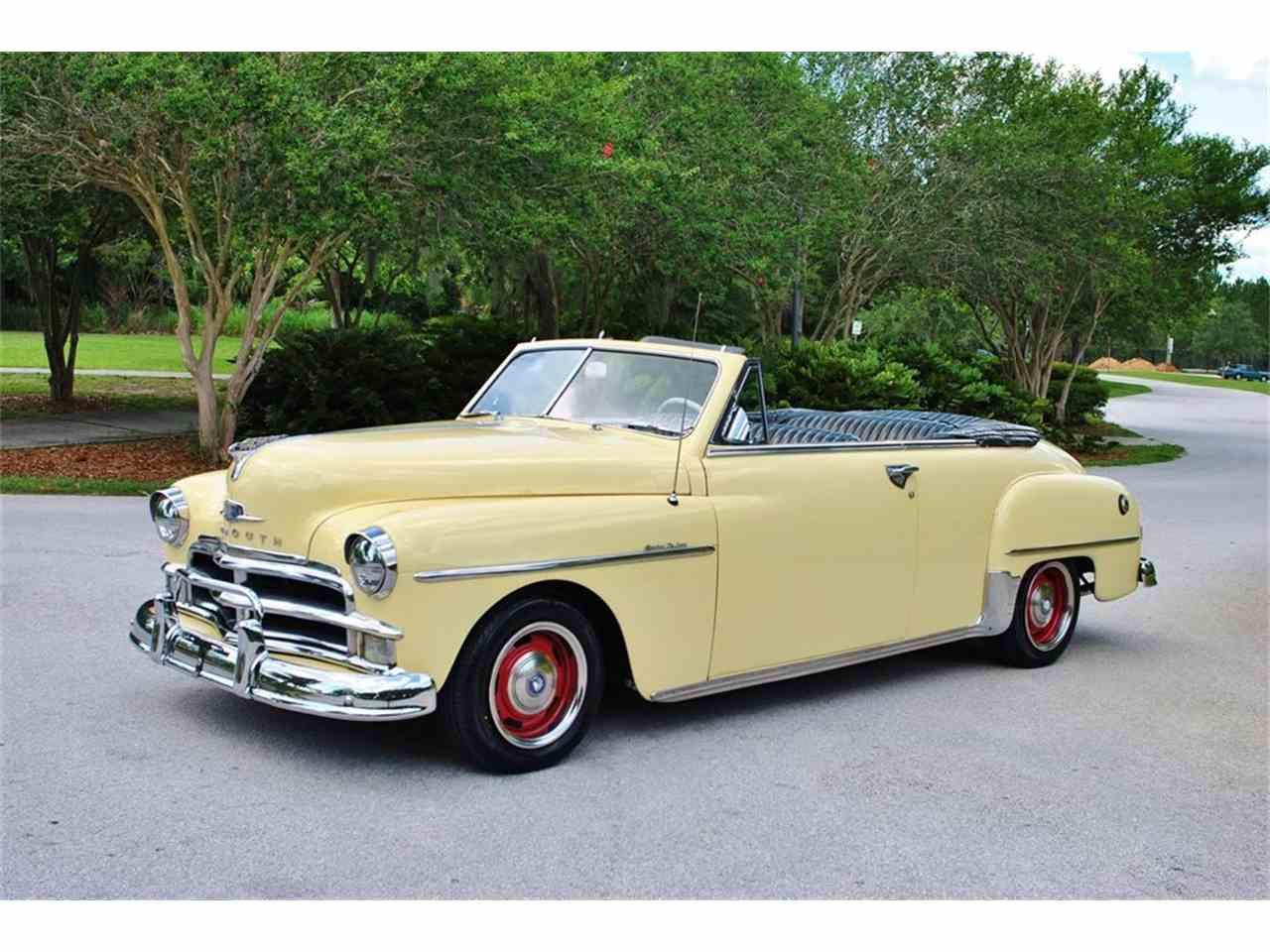 Large Picture of Classic 1950 Deluxe located in Florida Offered by Primo Classic International LLC - LCNE