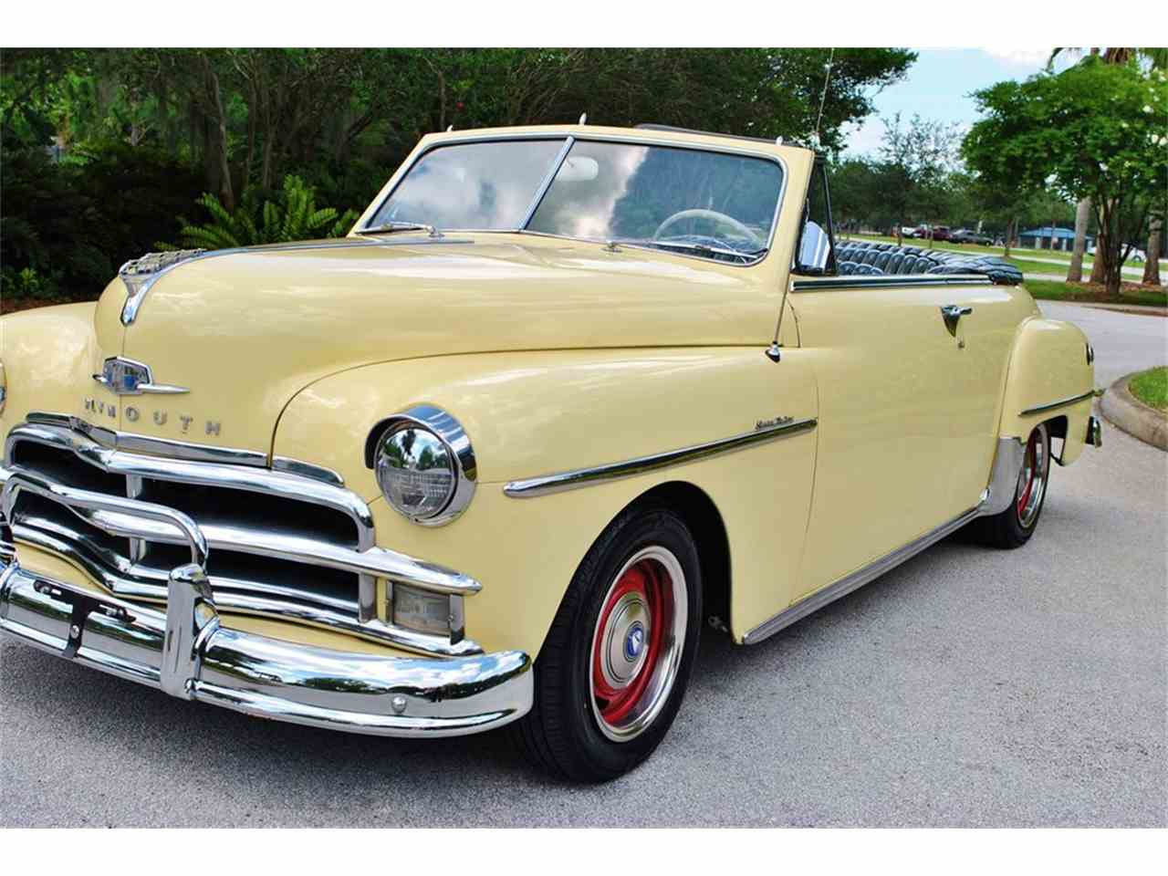 Large Picture of 1950 Deluxe located in Florida Offered by Primo Classic International LLC - LCNE
